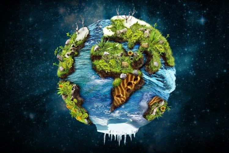 Подборка удивительных научных фактов о планете Земля